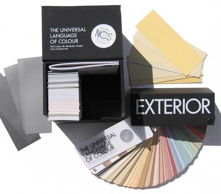 NCS Exterior Colour Collection